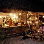 Restaurant Nosy Komba Madagascar