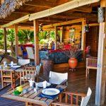 Restaurant de luxe Nosy Komba Madagascar