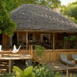 Bungalow  luxe Nosy Komba Madagascar