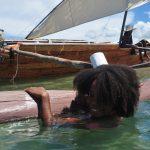 Pirogue traditionnelle Nosy Komba Madagascar