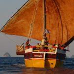 Comportement marin des boutres Malgaches